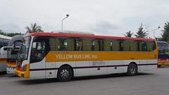 Yellow Bus Line A-3 (rey22 Photography) Tags: yellow hyundai luxury mindanao philbes
