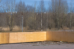Null (pni) Tags: urban tree lamp wall suomi finland landscape helsinki quiet pavement contemporary litter environment helsingfors skrubu pni pekkanikrus