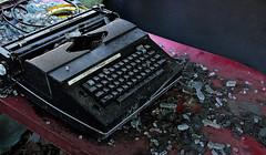 the corrector (sandaxel) Tags: cars broken junk decay abandon hdr