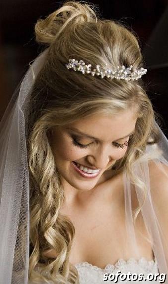 Penteados para noiva 187