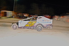 Line up (Joe Grabianowski) Tags: street ny cars stock racing dirt modified oval ransomville dirtcar