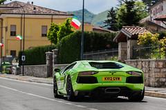 KV12. (Lambo8) Tags: italy photography grande italia anniversary future lp posterior 50th 50 lamborghini v10 giro gallardo roadster v12 560 bicolore longitudinal 5604 lp5604 aventador lp700 lp7004 grandegiro
