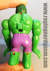 Hulk Cake Topper  (4) (Raging Nerdgasm) Tags: cake tom hulk topper raging rng nerdgasm khayos