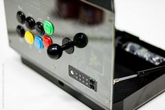 Razer Atrox Arcade Stick | Beta Unit v1.0 (James Cao | Studiosushi) Tags: arcade streetfighter razer atrox thirdstrike arcadestick ssf4 streetclub versusfighting