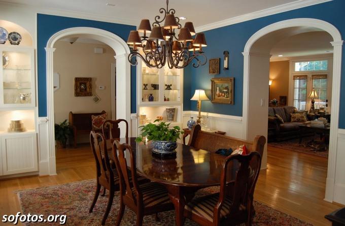 Salas de jantar decoradas (139)