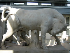 015 - Marble Bull (Scott Shetrone) Tags: other graveyards events statues places athens greece 5th kerameikos anniversaries