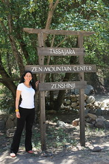 Tassajara Zen Mountain Center Entrance