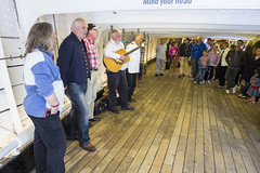 DA12259 (Destinys Agent) Tags: sea ship tea guitar folk song greenwich group royal maritime sing restored shanty swinging cutty sark clipper thelead