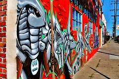 resek (wheredyougetdemshoes) Tags: california ca street city cali oakland oak paint fat rip caps dream can spray canvas international graffitti norcal aerosol burner burners endless uti oakcity resek atbphotos