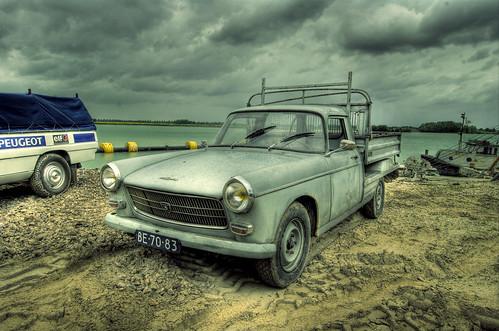 Peugeot 404 BE-70-83