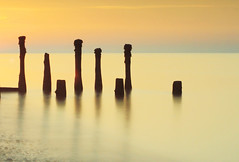 Golden Hour @Spurn Head [Explored] (bojangles_1953) Tags: