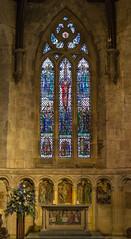 St. Salvator's Chapel - Chancel (sdgiere) Tags: church glass scotland chapel stained altar chancel stsalvators universityofstandrews sdgiere