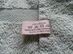 Materials - Cotton