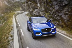 C-X17 Sports Crossover Concept Revealed (jaguarmena) Tags: northafrica middleeast jaguar conceptcar crossover jaguarmena cx17