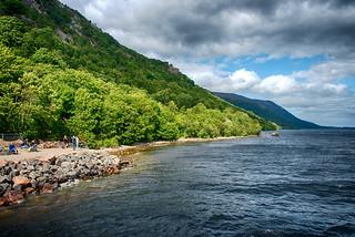 Loch Ness, Scottish Highlands