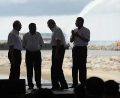 Majlis Perasmian Peluasan Pelabuhan Kuantan (Najib Razak) Tags: pm kuantan primeminister pelabuhan majlis 2013 perdanamenteri perasmian najibrazak peluasan
