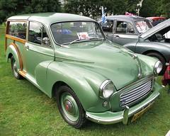 1963 Morris Minor Traveller (D70) Tags: canada bc good traveller times morris minor langley hdr bmc 1963 cruisein worldcars
