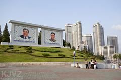 North Korea 15 (www.kasvanzonneveld.com) Tags: city travel north korea pyongyang dprk
