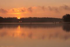 Guelph Lake - Fishing at sunrise