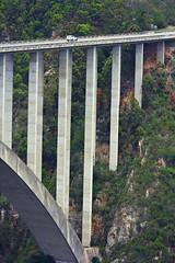 blaauwkrantz bridge (WITHIN the FRAME Photography(5 Million views tha) Tags: bridge southafrica concrete construction travels engineering suspended easterncape photomemories blaauwkrantz
