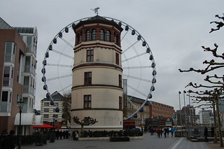 Scheepvaartmuseum met reuzenrad