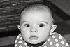here's looking at you kid (wenkinney) Tags: blackandwhite bw portraits canon eyes babies faces closeups upclose babyface 50mmlens