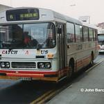 Catch A Bus NPD689W - 29-08-96