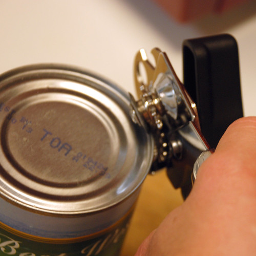 """Stainless Steel Can Opener - Kitchen Gadgets by Cuina Kitchen <a style=""""margin-left:10px; font-size:0.8em;"""" href=""""http://www.flickr.com/photos/115365437@N08/12108422553/"""" target=""""_blank"""">@flickr</a>"""