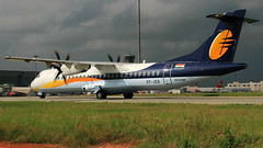 Jet Airways ATR72 VT-JCS (Aiel) Tags: bangalore atr atr72 jetairways vtjcs