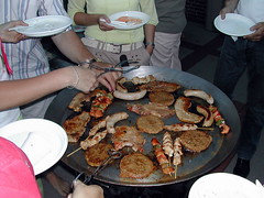 Recreantenbarbecue 2002