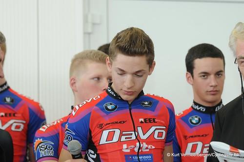 Ploegvoorstelling Davo Cycling Team (176)