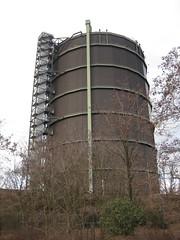 Oberhausen Gasometer, Germany, March 2010