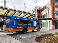Sweet and Savory Pie Truck (gapey) Tags: food truck work pie office olympus broccoli redmond 12mm omd redmondtowncenter rtc foodtruck glutenfree em5 sweetandsavorypie rtccampuseats