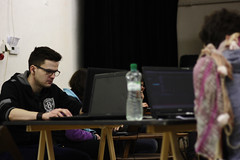 """Workshop: Sound / Sound design / Sound handling • <a style=""""font-size:0.8em;"""" href=""""http://www.flickr.com/photos/83986917@N04/12876132463/"""" target=""""_blank"""">View on Flickr</a>"""