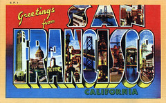 Greetings from San Francisco, California -Large Letter Postcard (Shook Photos) Tags: sanfrancisco linen postcard greetings linenpostcard sanfranciscocalifornia bigletter sf1 caliornia largeletter largeletterpostcard linenpostcards largeletterpostcards bigletterpostcard bigletterpostcards