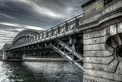 Pont Rouelle - Paris (herve_928) Tags: paris architecture hdr d5100 qualitystructuresppf