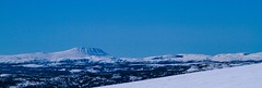 Late Winter View (Brant He. Fageraas) Tags: sky colors norway canon ng norefjell greatnatur