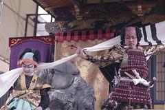 The Kabuki played by boys '12-8 () Tags: boy people japan spring kabuki  shiga springtime nagahama acter   4      reitaisai     harumaturi