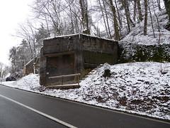 Bunker Langebuen, Bzbergstrasse, Switzerland (W-chlaus) Tags: schweiz switzerland suisse suiza fort swiss wwii bunker ww2 aargau bzberg bunkerfreunde