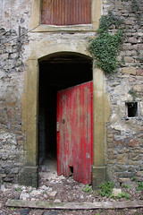 Abandoned mansion (B) (sensaos) Tags: door travel urban house europe belgium decay exploring forgotten mansion exploration derelict ue urbex 2013 sensaos