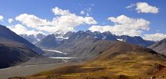 Majestic Himalayas (mala singh) Tags: autumn india snow mountains glacier himalayas