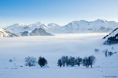 France - Alpe d'Huez #004 (Torpenn) Tags: france mountains landscape nuages paysages clounds montagnes alpedhuez 2015 hivernales