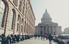 Pantheon - Paris, France (The Web Ninja) Tags: travel paris france travelling history architecture french photography photo europe photographer historic crypt parisian pari traveler masoleum travelphotography