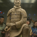 "Terracotta Army // 兵馬俑<a href=""http://www.flickr.com/photos/28211982@N07/16337638138/"" target=""_blank"">View on Flickr</a>"