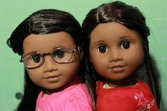 Sonali and Solana (Cherished Playtime) Tags: dolls americangirldolls agdolls agsonali myag47