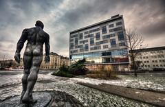 Kopfhaus Akt (Norman Richter Photographie) Tags: ass naked akt nackt po plauen