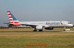 Boeing 757-23N N204UW American (EI-DTG) Tags: dublin american boeing dub dublinairport usairways planespotting boeing757 b757 aircraftspotting eidw n204uw runway10 15feb2015