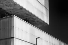 Mercado Municipal de Barcel (amiglia) Tags: street urban blackandwhite bw white black art lines architecture grey bright structure schwarzweiss parallel