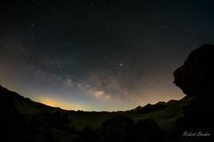 DSCF0772 (robd85) Tags: light night way stars low tenerife teide milky teneriffa milchstrase