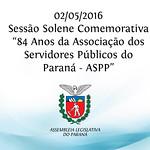 Sess�o Solene 02/05/2016